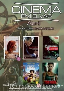 cinema elvas abril