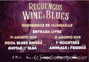 wine and blues reguengos 2019