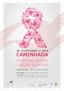 caminhada arronches cancro mama 20 out