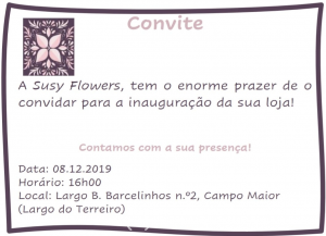 susy flowers Campo Maior
