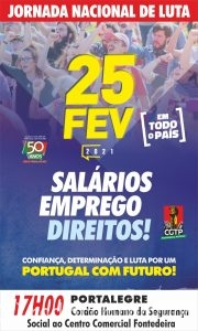 CGTP 25 Fev