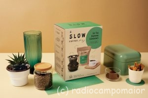 Kit Slow Coffee_The Dripping Experience
