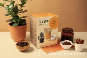 Kit Slow Coffee_The Pressing Experience