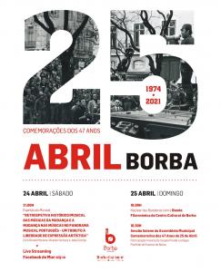 25 Abril Borba
