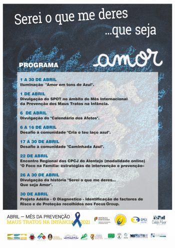Programa Mes Abril