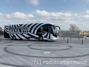 Autocarro Badajoz