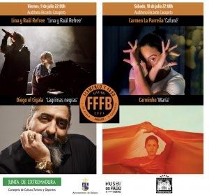 Festival Fado e Flamenco Badajoz 2